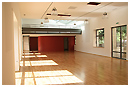 La salle de danse