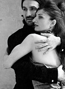 Tango-Argentino mit Val�rie und Daniel mit Val�rie ONNIS et Daniel DARIUS